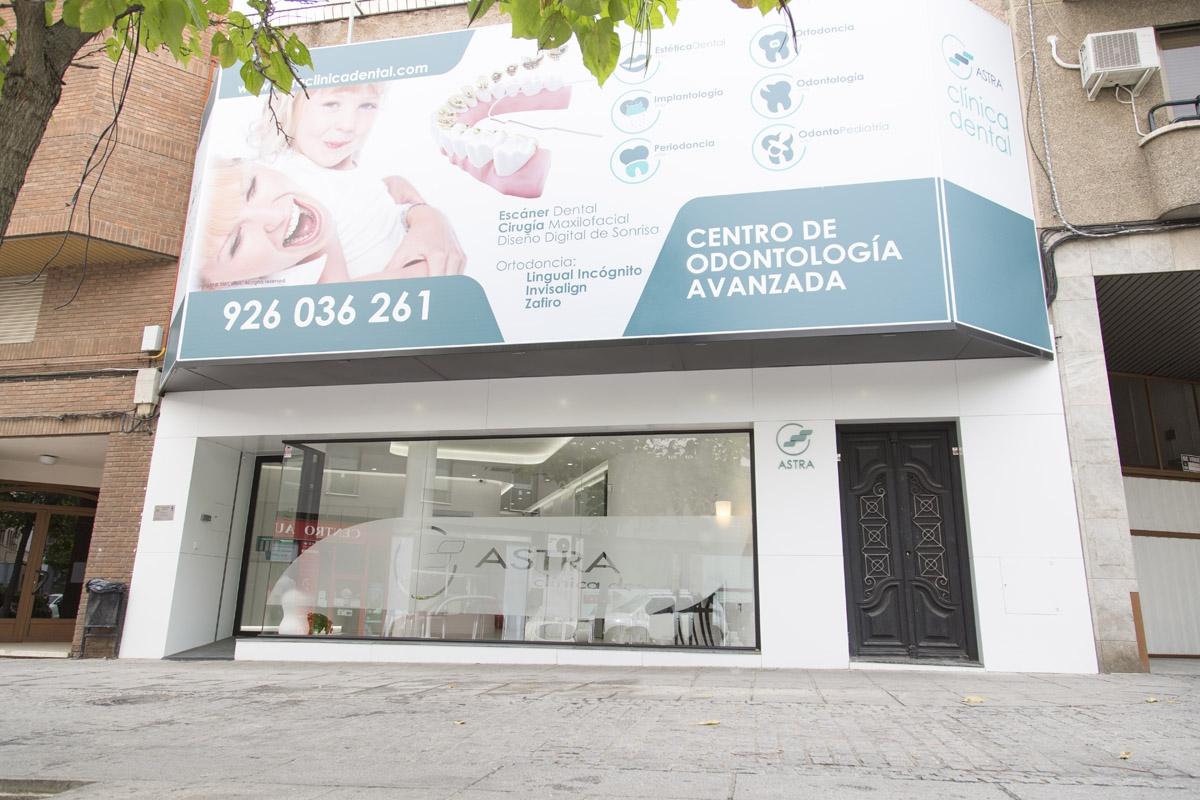 Dentista en puertollano astra cl nica dental - Fachadas clinicas dentales ...